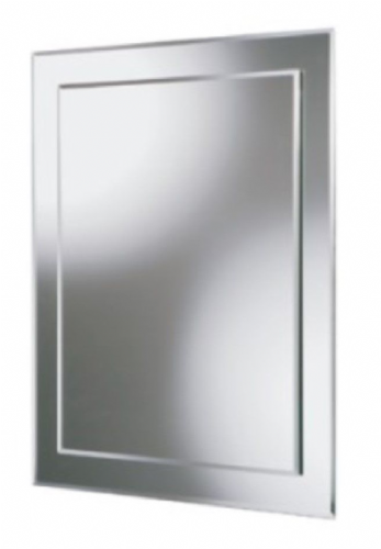 Hib Emma Mirror On Mirror Design, With Bevelled Edge